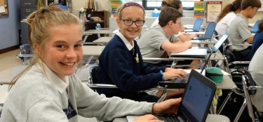 How St. Ursula Villa Prepares Students for High School