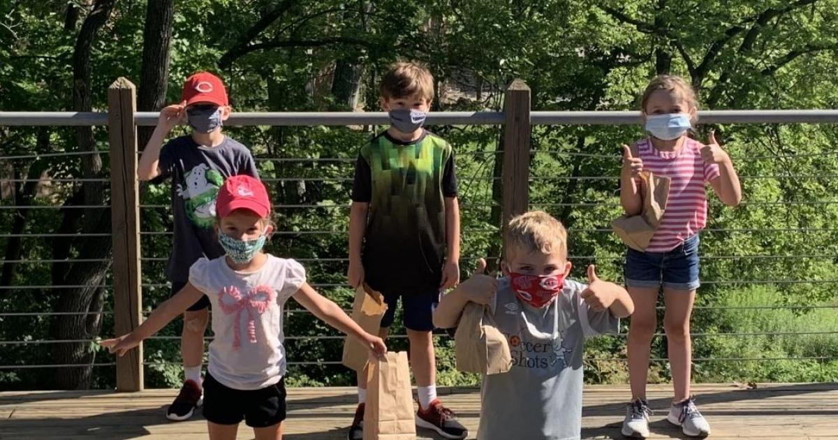 Preschool-Kindergarten Summer Camp 2021