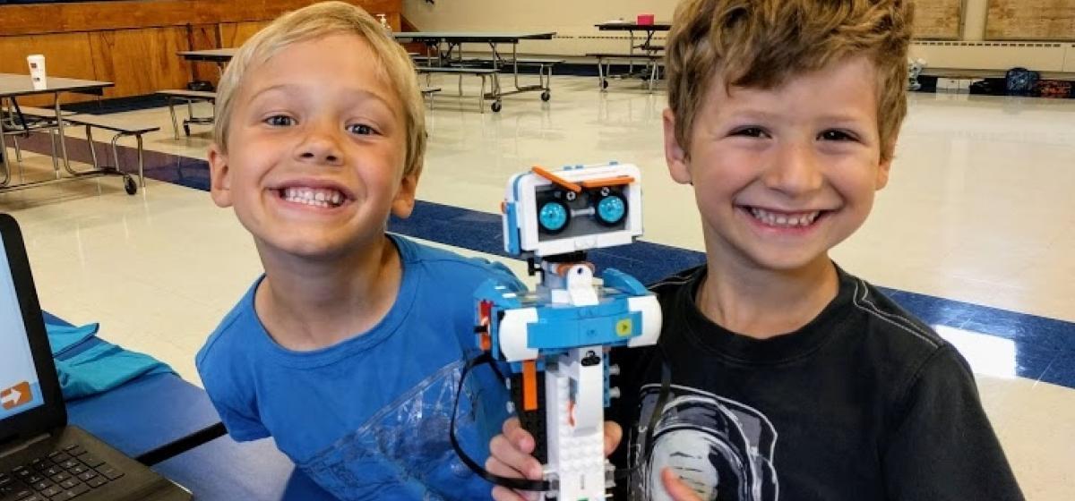 Lego robotics-1