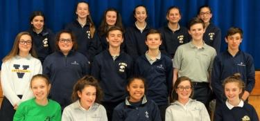 Villa 8th Graders Earn Scholarships