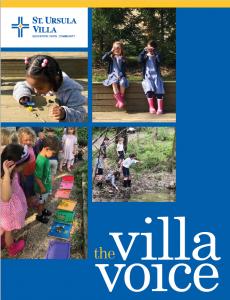 Villa Voice Summer 2018