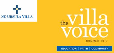 Summer 2017 Villa Voice