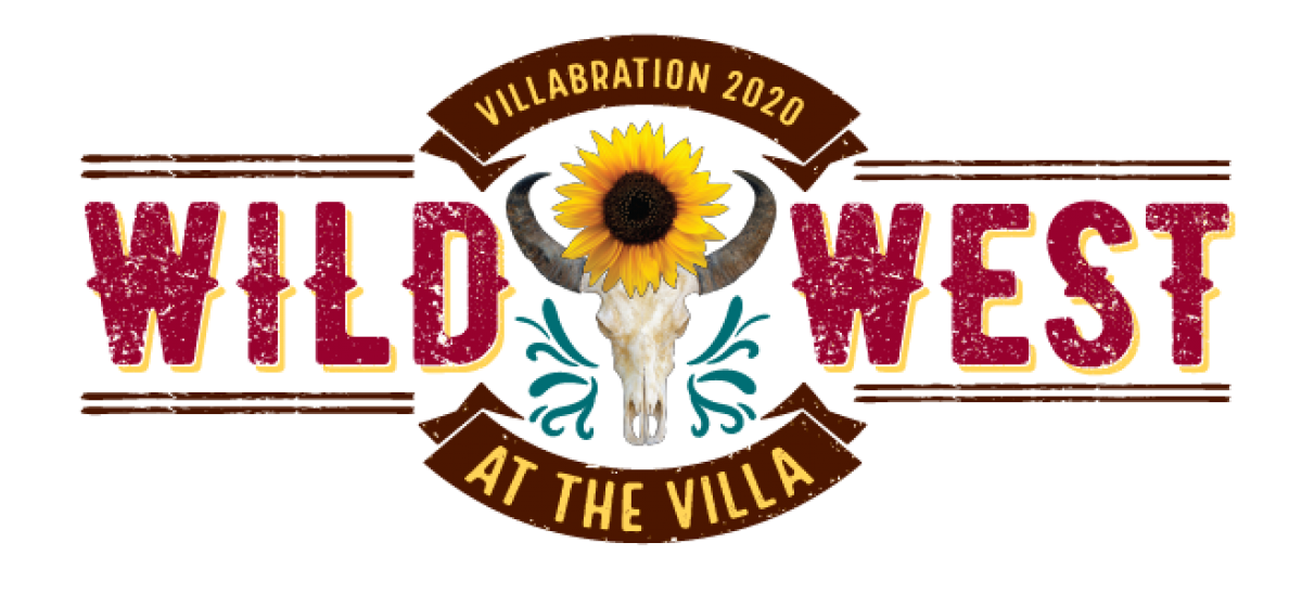 Villabration wild west 2020 logo fa-5